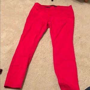 NOBO bright red jeans